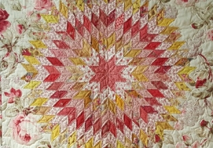 Betty Prins Sterren Quilt/Show and Tell