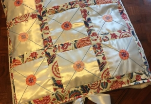 3 daagse cursus: Marker roosjes quilt (magic pillow) = VOL