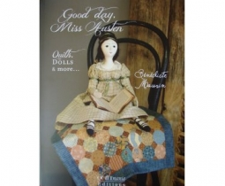 Good day Miss Austen (Quiltmania)