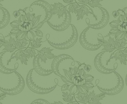 Bally Hall, Jacquard, Mint 8526-G