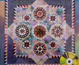 Mariner's Compass Quilts/Reach for the Stars