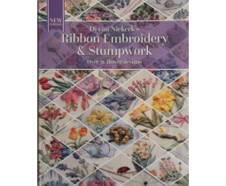 Ribbon Embroidery & Stumpwork
