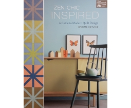 Zen Chic Inspired by Brigitte Heitland
