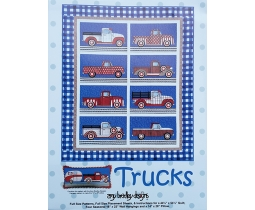 Trucks, Amy Bradley Designs