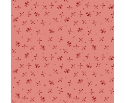Modern Traditions - Fireflies - Coral Pink