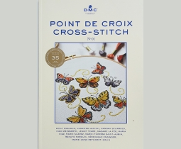 DMC Point de Croix Cross-Stitch nr 1