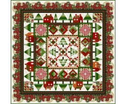 Patroon Sampler quilt