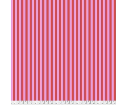 Tula Pink ALL STARS Tent Stripe Poppy