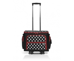 Naaimachine trolley polka dots
