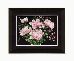 Tickled Pink Home & Garden Cross Stitch Collection
