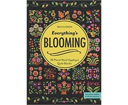 Everything's BLOOMING by Erica Kaprow