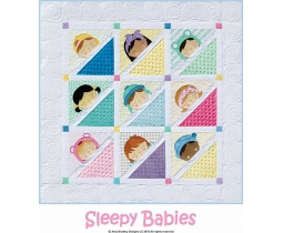 Sleepy Babies by Amy Bradley