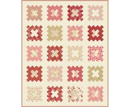 Little Sweetheart quilt pakket