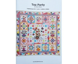 Tea Party by Wendy Williams