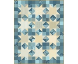 Something Blue quilt pakket
