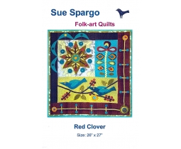 Folk-art Quilts by Sue Spargo