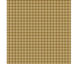 Bally Hall, Plaid, Brown 8530 EN