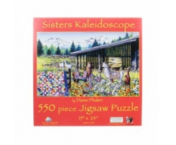 Puzzel  Sisters