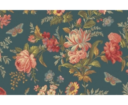 Bed of Roses 8985-T blauw