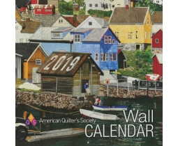 Kalender 2019 by American Quilter's Society