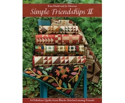 Simple Friendship II by Kim Diehl and Jo Morton