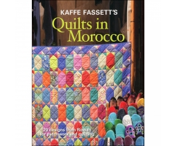 Quilts in Morocco by Kaffe Fassett
