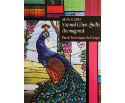 Stained Glass Quilts, Reimagined