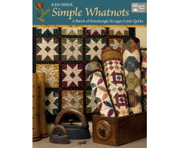 Simple Whatnots by Kim Diehl