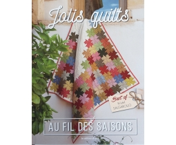 Jolis Quilts by Kristel Salgarollo