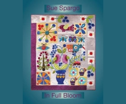 In Full Bloom by Sue Spargo