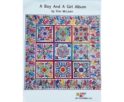 A Boy And A Girl Album by Kim Mclean