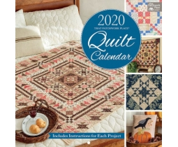 2020 Quilt Calendar That Patchwork Place