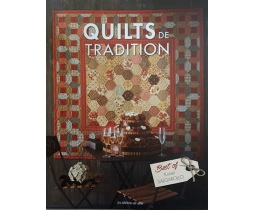 Quilts de Tradition, best of Kristel Salgarollo