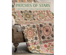 Patches of Stars by Edyta Sitar