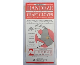 Handeze Therapeutic craft gloves maat 4