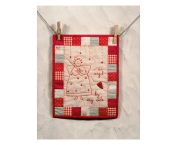 Quilt Country Kerst