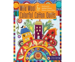 Wild Wool Colorful Cotton Quilts