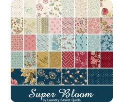 Super Bloom Quilt
