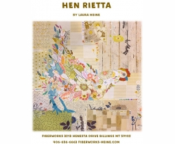 Hen Rietta by Laura Heine