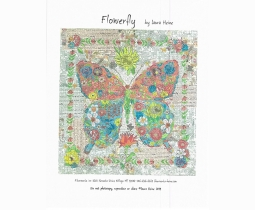 Flowerfly by Laura Heine