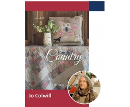 Cowslip Country Quilts by Jo Colwill