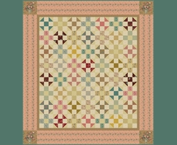 Ann's English Scrapbox pakket Quilt