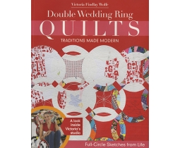 Double Wedding Ring Quilts traditions made mordern