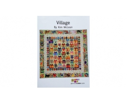Village by Kim McLean