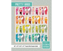 Pretty Birds by Elizabeth Hartman