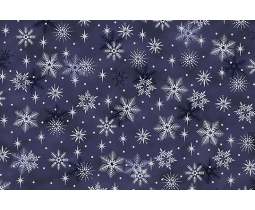 Magical Christmas 4597 604 Blauw/Zilver