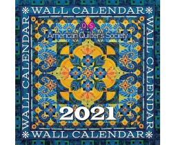 Wall Calendar American Quilter's Society Quiltkalender