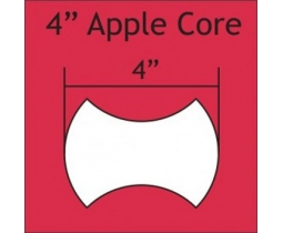 Paper Pieces Apple Core 4