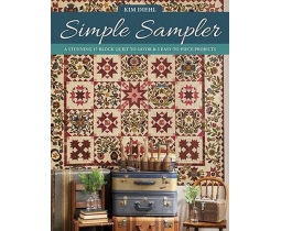 Simple Sampler by Kim Diehl