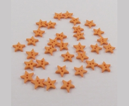 Dress It Up Micro Mini Stars Yellow